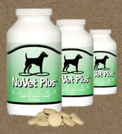 NuVet Pet Supplement